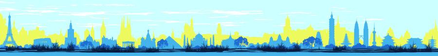Tony Passero Mural Positive Babel South Wall Concept Art