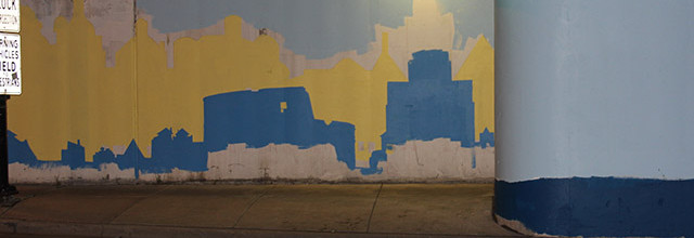 Positive Babel Mural Day 7