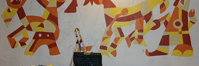 Manifest Mural Day 1