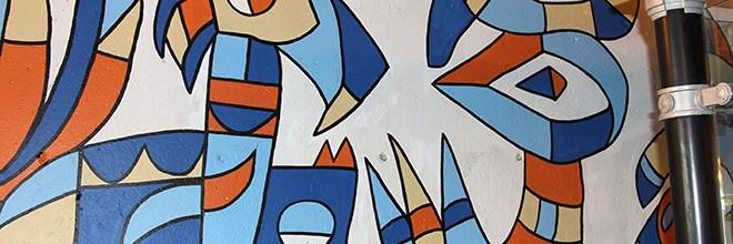 Manifest Mural Day 7