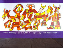 Declaration Mural