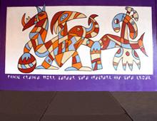 Pledge Mural
