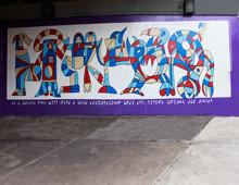 Affirmation Mural