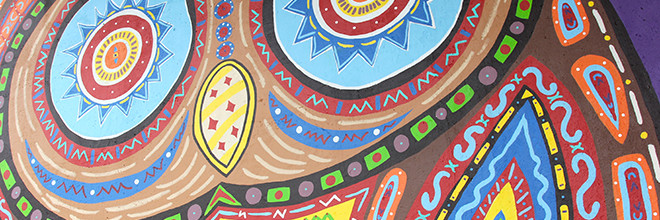 Whoot Mural Day 14
