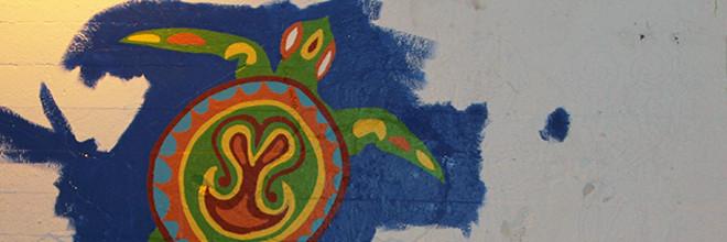Coloribbean Mural Day 4