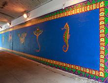 Coloribbean Mural