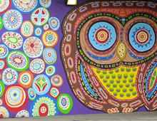 Whoot Mural