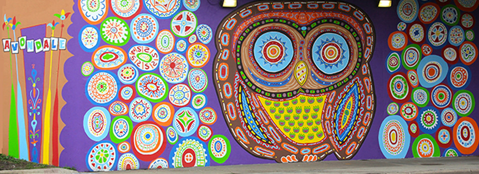 Tony Passero Whoot Mural Slideshow Image