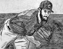 Cubs Series Jake Arrieta