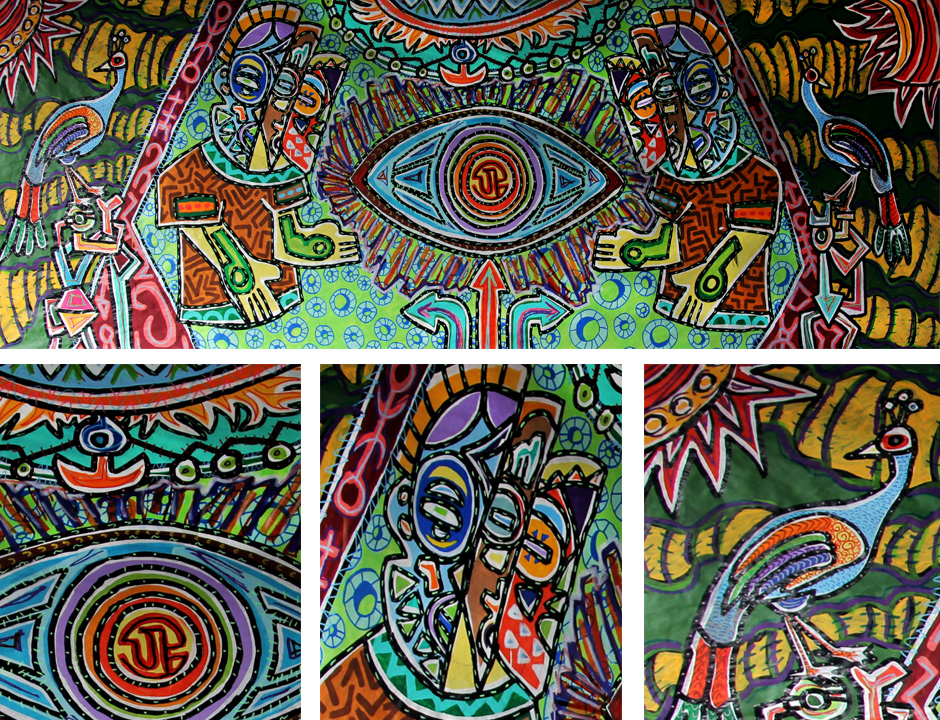 Tony Passero Collectively Split Detail