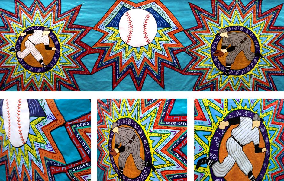 Tony Passero Baseball Lingo Detail