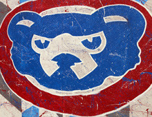 Chicago Cubs Mural
