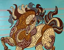 Mane Event Mural