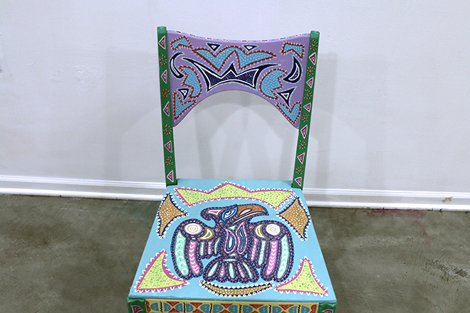 Tony Passero Chicago Have A Seat Chicago Fly Chair Medium View