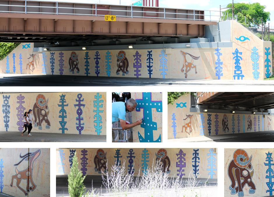 Tony Passero RamZelle Mural