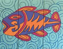 Under LSD Mural