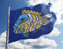 Flying Fish Flags
